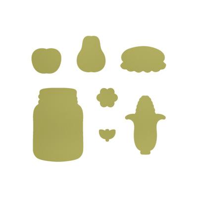 Framelits pot à confiture stampinup
