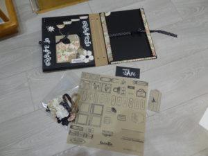album en kit