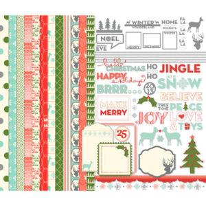 Digital download jingle and joy kit