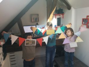atelier scrapbooking enfant