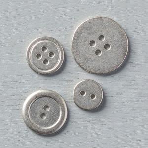 Boutons stampin'up métal
