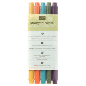 stampin'write stampinup markers