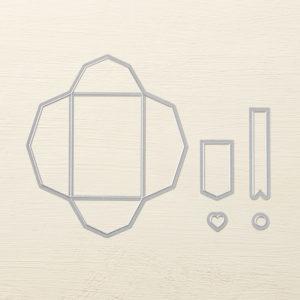 framelits enveloppe stampinup