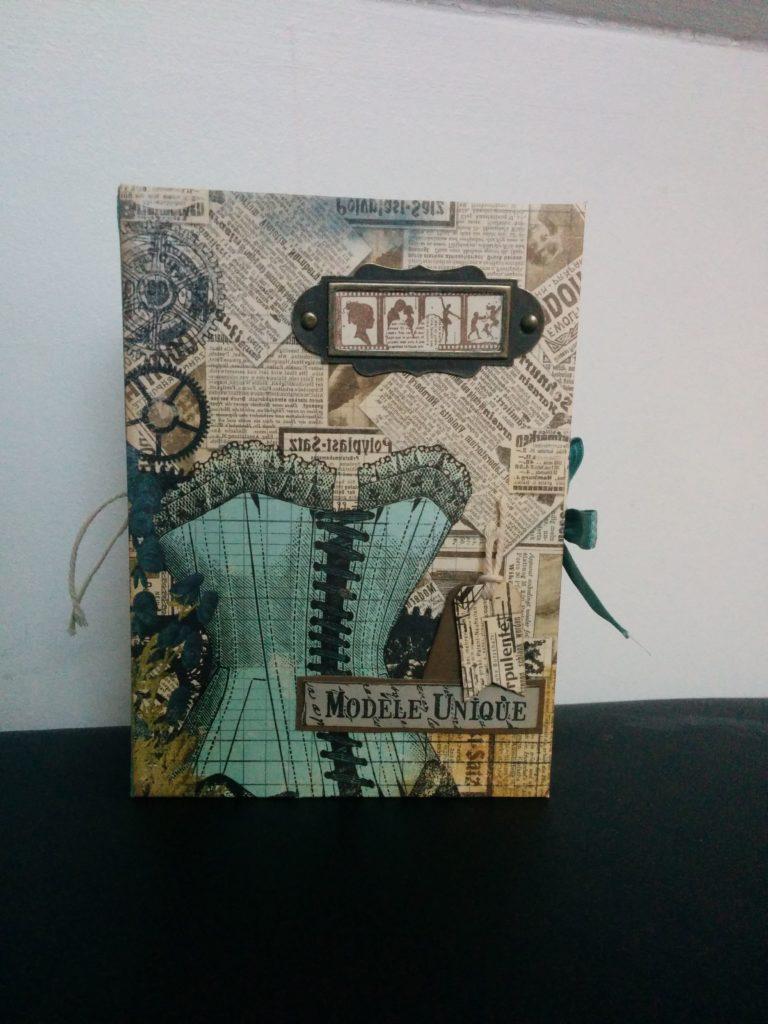 Modèle unique un album de desir2scrap par Nadia