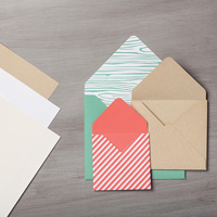 Neutrals envelope paper stampin'up!