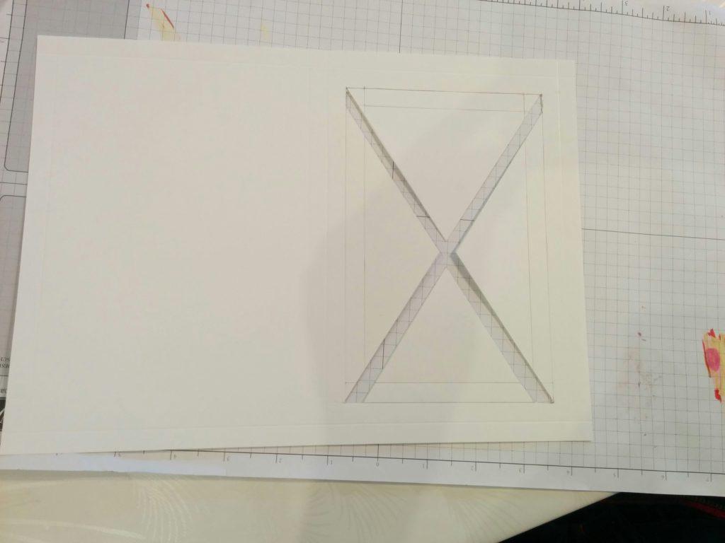 tuto cadre en papier!