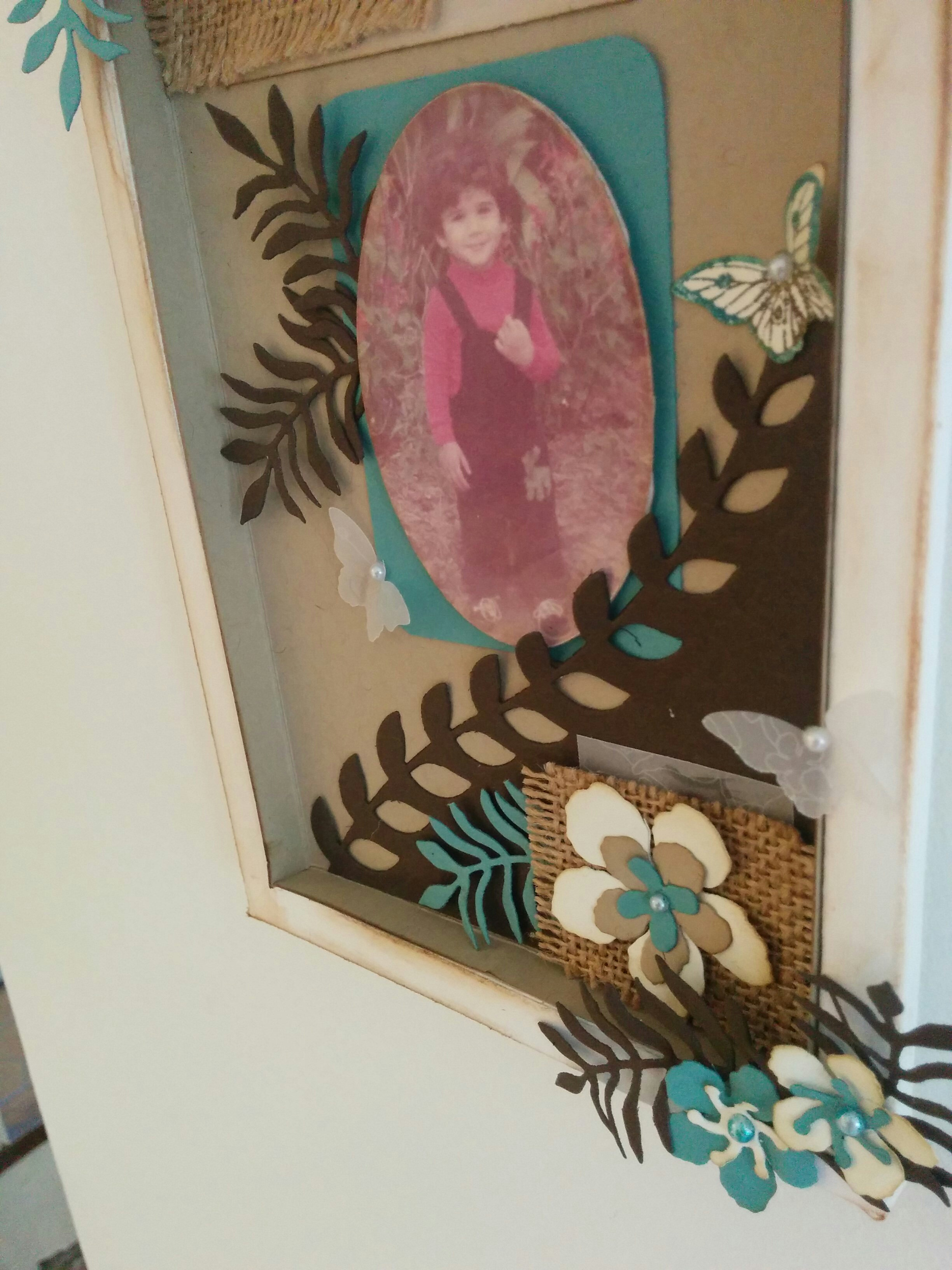 framelits paysagiste stampin'up