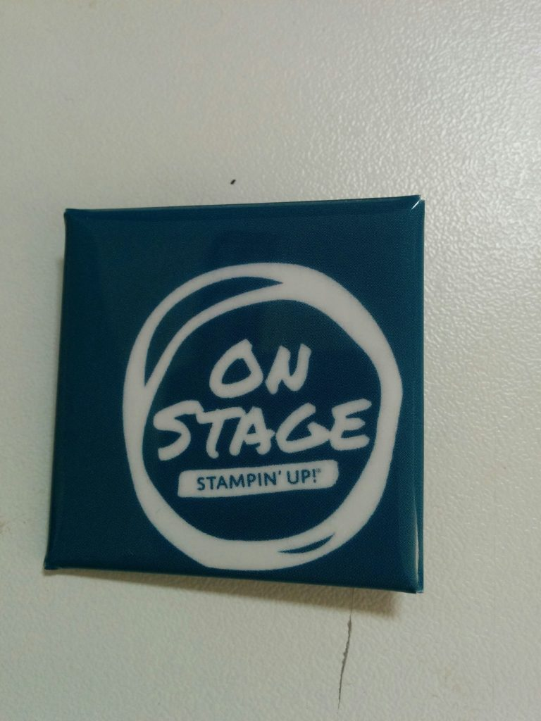 onstage paris 2016 stampin'up