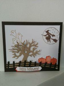 set de tampons halloween stampin'up