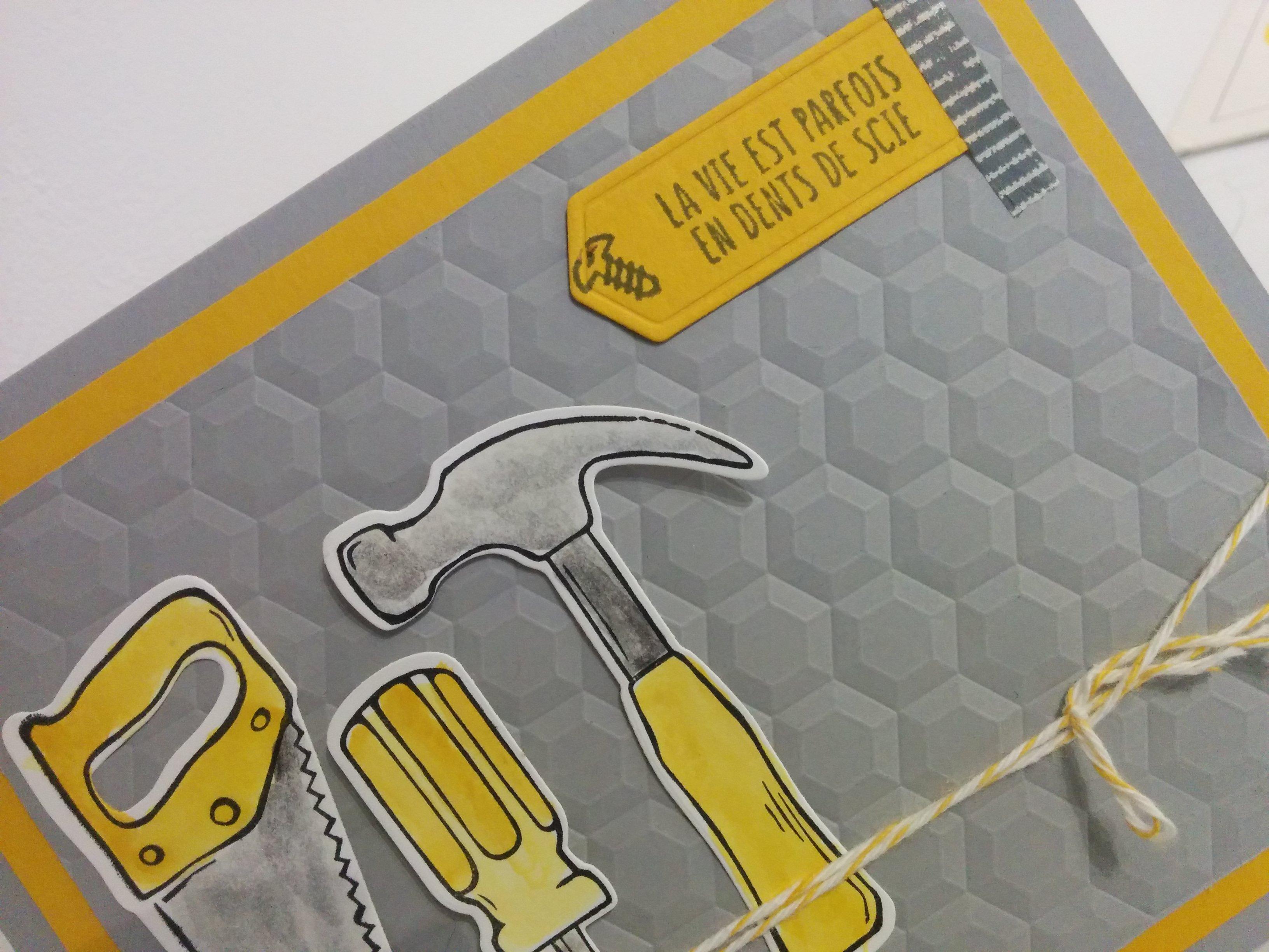 Set de tampons les bons outils stampin'up nouveauté 2017