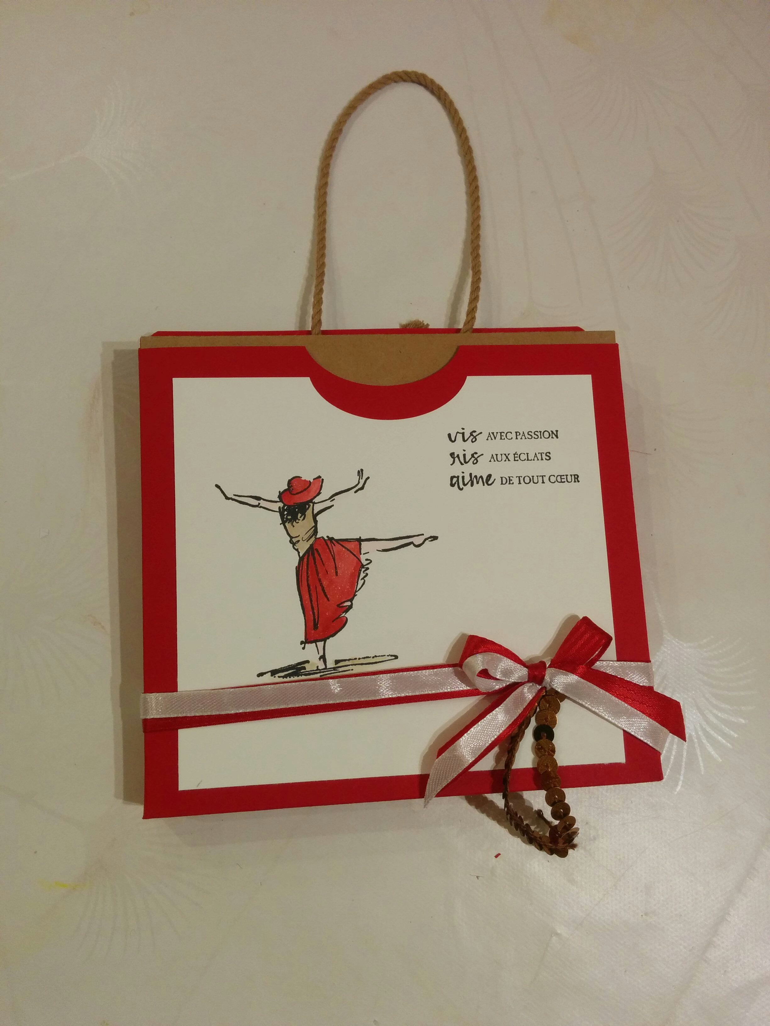 stampinup mini album par desir2scrap set detampon resplendissante