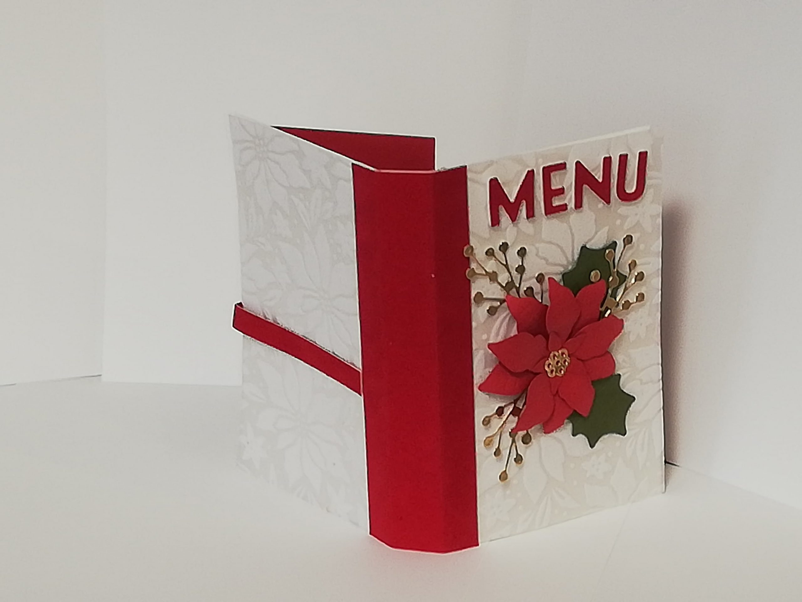 menu de noel tutoriel desir2scrap stampinup