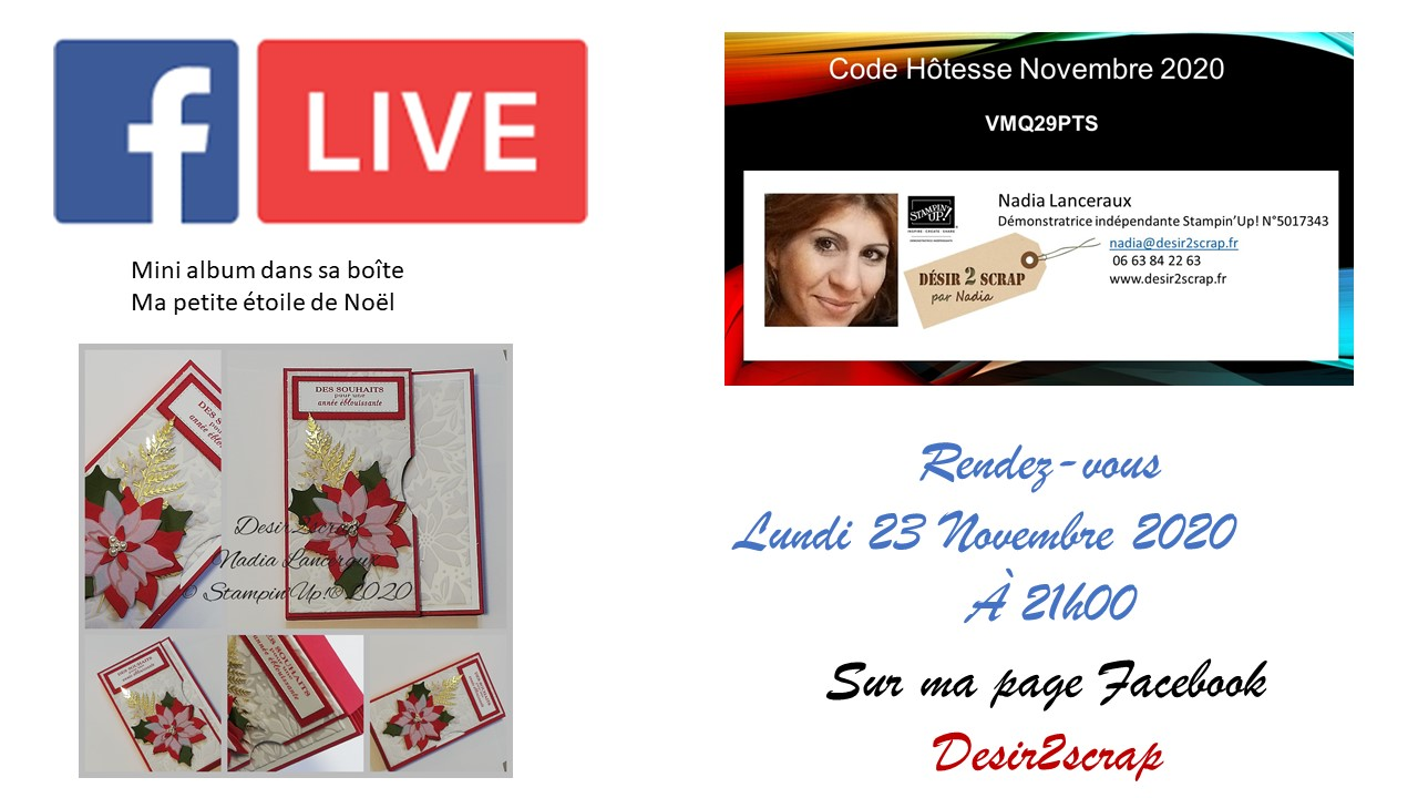 red-live-facebook-mini-album-poinsettia-mon-étoile-de-noel-stampinup
